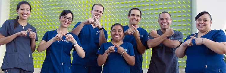 Dental Experts Guatemala team