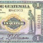 Guatemalan Quetzal